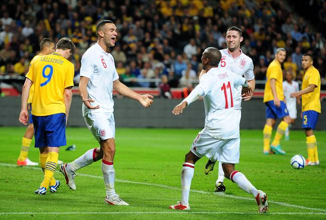 Caulker's international ratio of 1 goal in 1 game in excellent. Image: PA Images