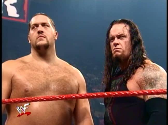 Big Show Undertaker