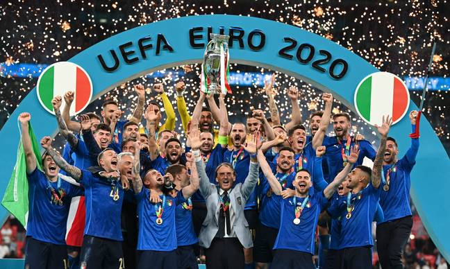 The European champions could soon be World Cup hosts. Image: PA Images