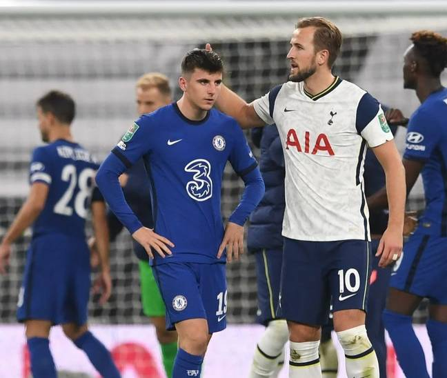 A move to Chelsea would see Kane link up with England teammate and rising star Mason Mount