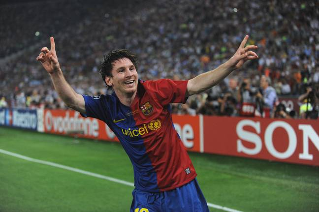 Messi has enjoyed great success with the Catalan club. Credit: PA