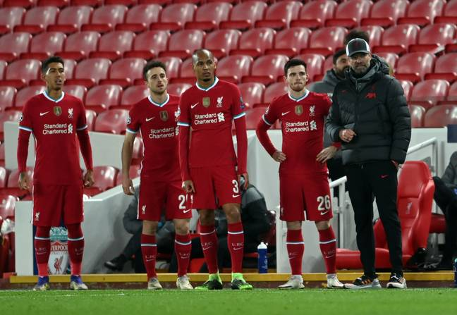 Klopp will be amongst the managers excited to make more substitutes. Image: PA Images