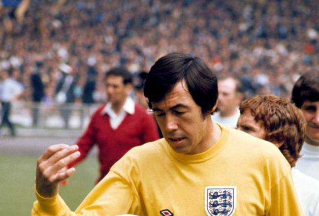 Gordon Banks is regarded as the greatest goalkeeper in British football history
