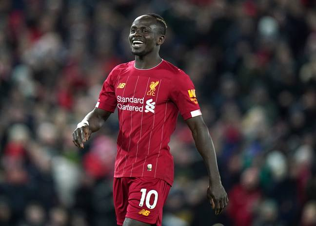 Mane has been brilliant for Liverpool. Image: PA Images