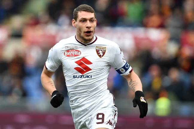 Could Belotti head to West Ham? Image: PA Images