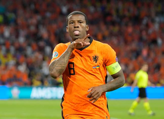 Wijnaldum was expected to move to Barcelona. Image: PA Images