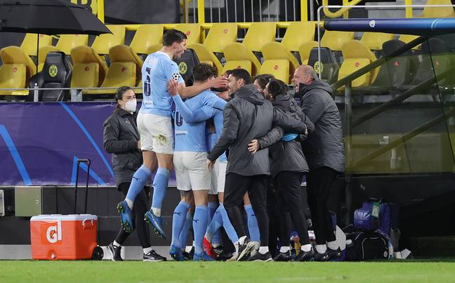 City are on the hunt for their first Champions League title. Image: PA Images