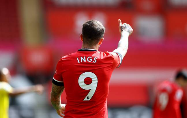 Danny Ings reportedly rejected a lucrative new four-year contract with Southampton last month