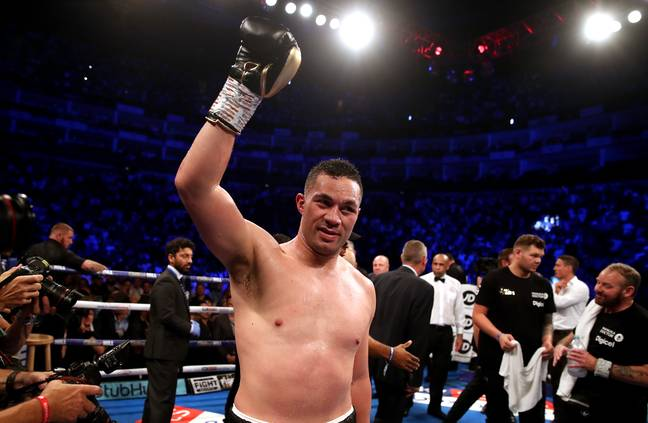 Joseph Parker hopes that a win over Chisora will kickstart his route back to the top of the heavyweight division