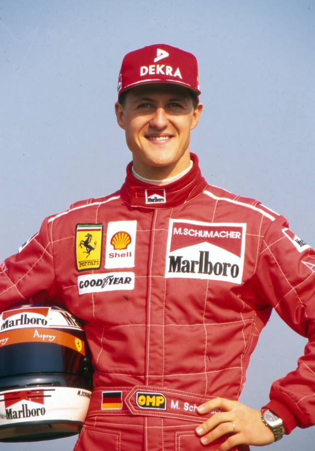 Schumacher amassed a total of 91 race wins over his decorated F1 career. Credit: PA