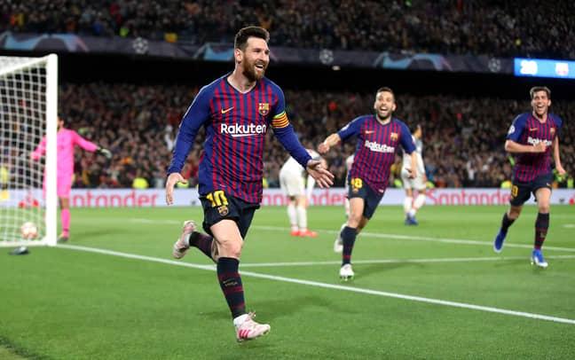 Lionel Messi (Photo Credit: PA)