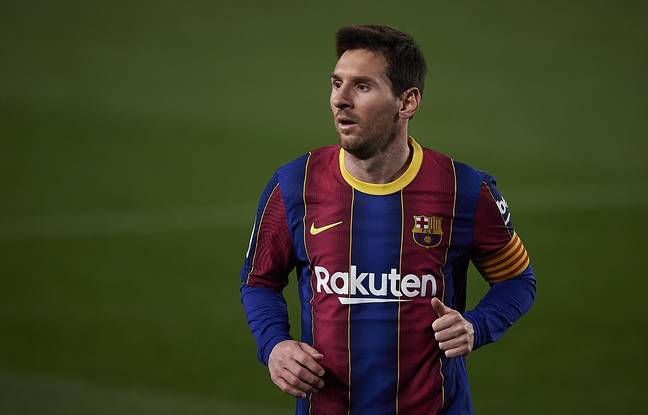 Messi could leave Barcelona for nothing this summer. Image: PA Images
