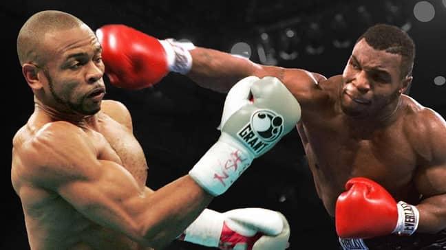 Mike Tyson is set to fight Roy Jones Jnr. Credit: Instagram / Mike Tyson