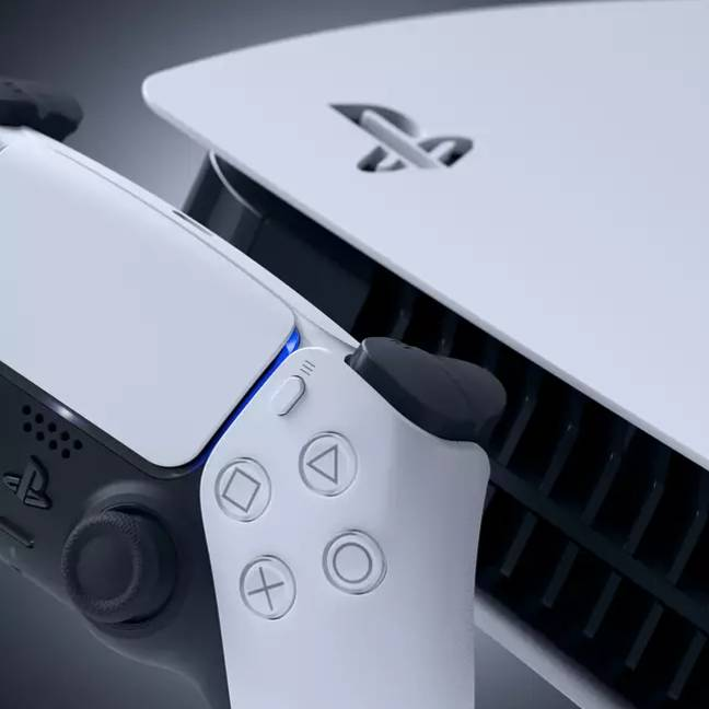 PlayStation 5 / Credit: Sony Interactive Entertainment