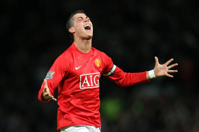 Could we be seeing this again something in the near future? Calm yourselves down, Manchester United fans... Credit: PA