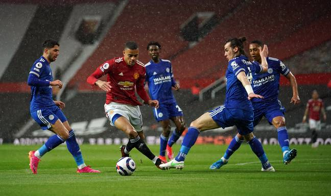 Greenwood has proved a tricky customer for Premier League defenders. Image: PA Images