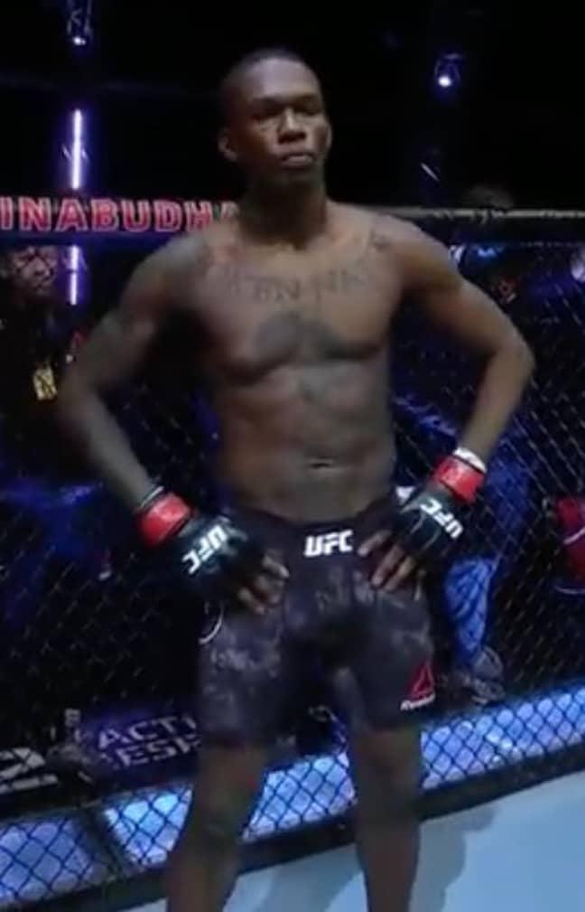 Image: ESPN/UFC