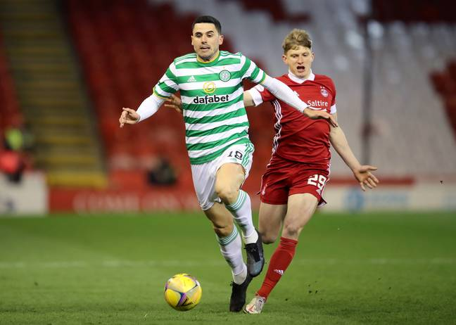 Postecoglou would join fellow compatriot Tom Rogic at Celtic. Credit: PA