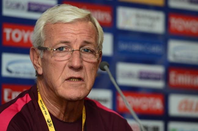 Lippi will be hoping to take China to the 2022 World Cup. Image: PA Images.