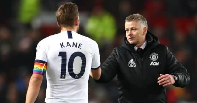 Manchester United boss Ole Gunnar Solskjaer has always spoken highly of the England captain
