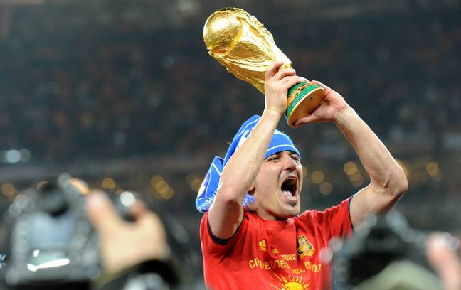 Villa reaches the pinnacle by winning the World Cup. Image: PA Images