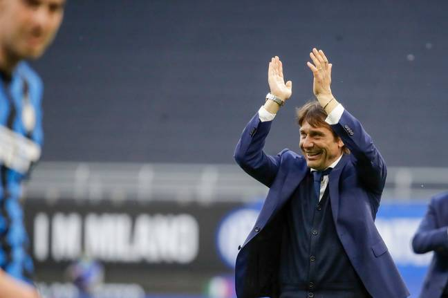 Conte has won eight honours in the last decade