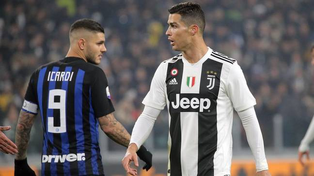 Juventus are willing to part ways with Cristiano Ronaldo in order to bring in long-term target Mauro Icardi