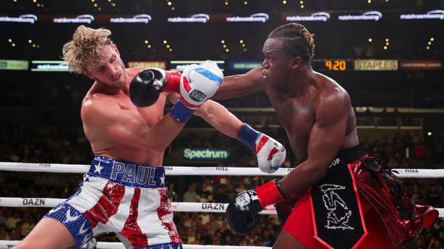 KSI last fought in 2019 after he beat Logan Paul by split decision in their dramatic rematch