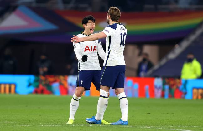 Son Heung-min and Harry Kane are a match made in heaven at Tottenham Hotspur
