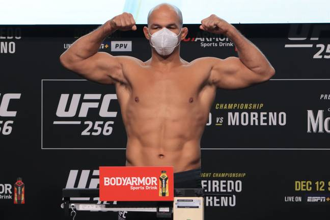 Junior dos Santos was on a four fight losing streak. (Image Credit: PA)