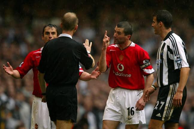 Keane made the 16 shirt at United iconic. Image: PA Images