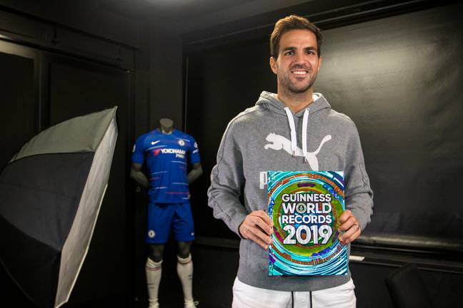 Credit: Guinness World Records 2019