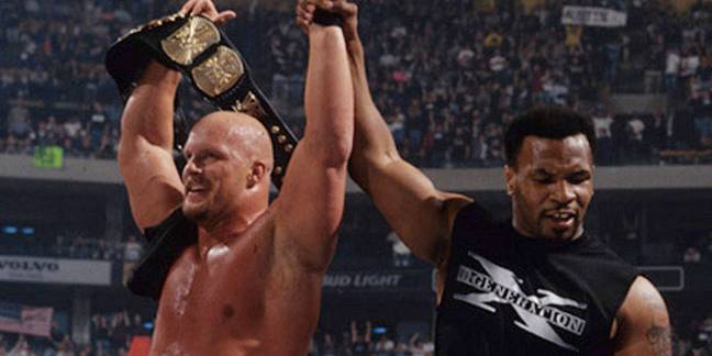 Steve Austin helped kick start one of WWE's biggest boom periods, the 'Attitude Era'. (Image Credit: WWE)