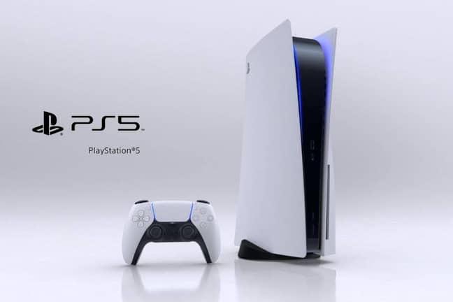 PlayStation 5 / Credit: Sony