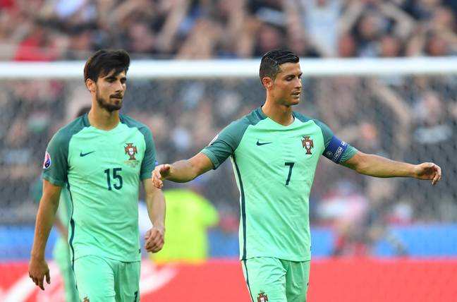 The duo won Euro 2016 together. (Image Credit: PA)