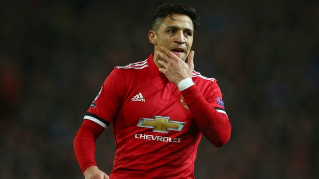 Sanchez is big enough to admit things haven't gone right at United so far. Image: PA Images
