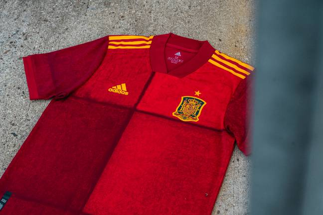 Spain will be at the Euros. Image: PA Images