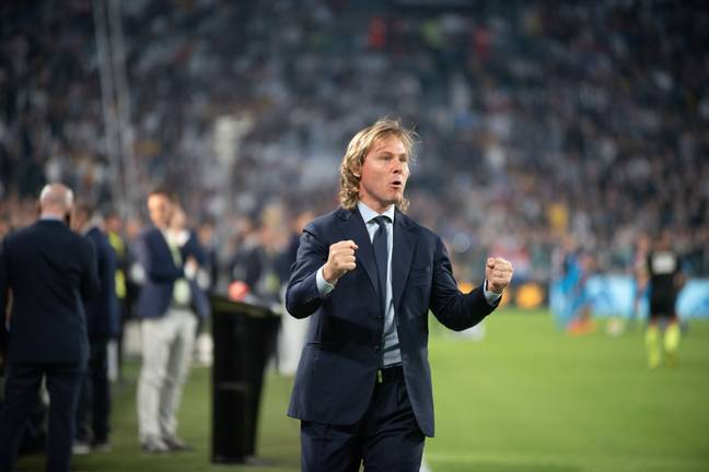 Nedved already has the consultancy role at the Allianz Stadium. Image: PA Images