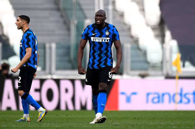 Lukaku helped Inter win the league for the first time in 11 years last season. Image: PA Images
