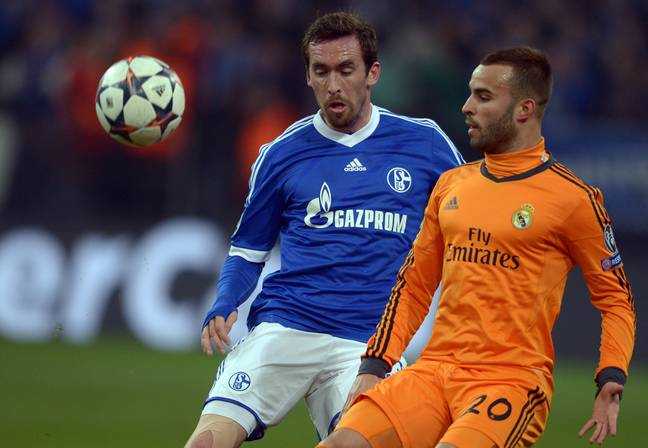 Jese in action for Real Madrid. (Image Credit: PA)