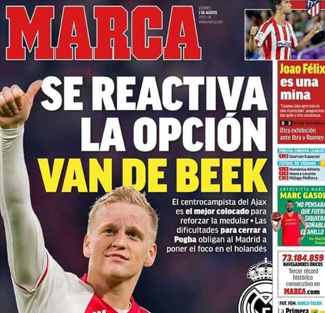 Image: Marca