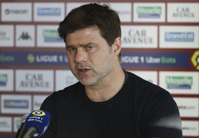 Pochettino was reportedly ready to leave PSG after just six months in charge. Image: PA Images
