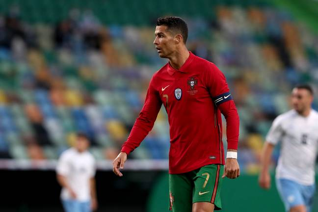 Cristiano Ronaldo needs just six more goals to become the all-time scorer in men's international football