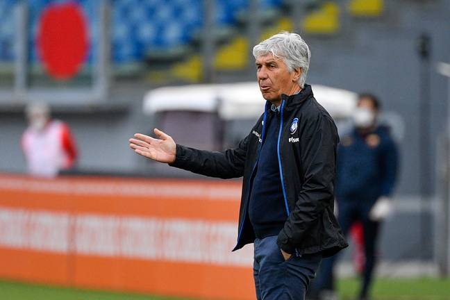 Gian Piero Gasperini is another name that has emerged as a potential candidate