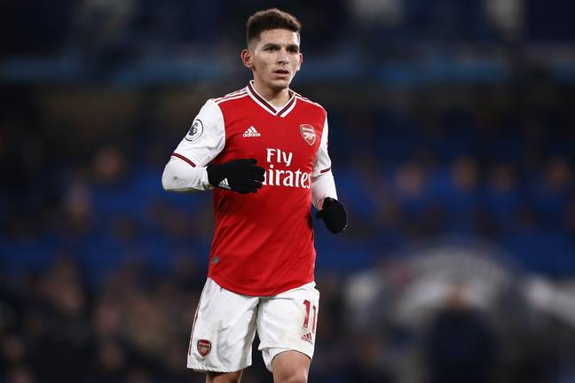 Torreira is a target for Atleti. Image: PA Images
