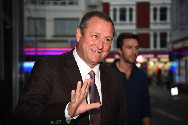 Mike Ashley's time in charge of Newcastle has been controversial. (Image Credit: PA)