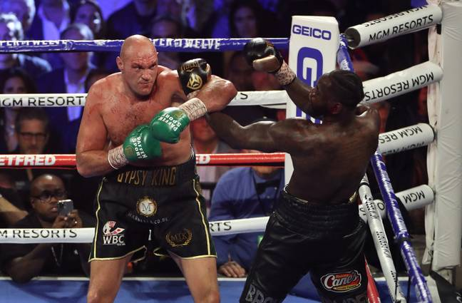 The unification bout will crown the best heavyweight boxer on the planet