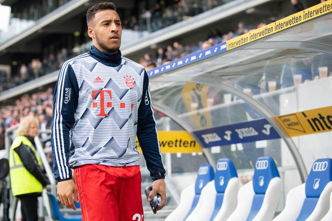 Tolisso is expected to be sold this summer. Image: PA Images