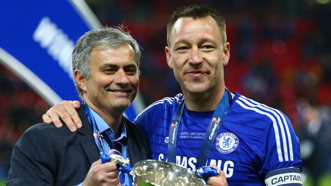 Terry is regarded as one of the most important figures in Chelsea's history, making over 700 appearances for the Blues and winning five Premier League titles, in the process. Images: PA