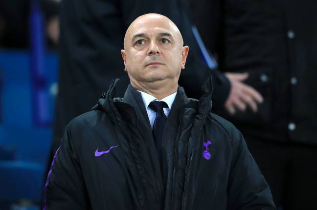 It's been a difficult few months for Levy. Image: PA Images